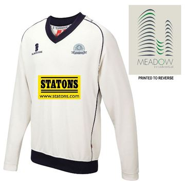 Picture of Totteridge Millhillians Cricket Club long sleeve sweater