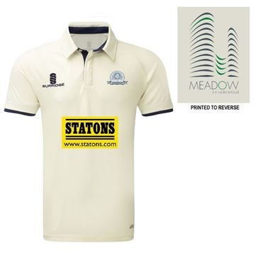 Picture of Totteridge Millhillians Cricket Club ss Tek shirt