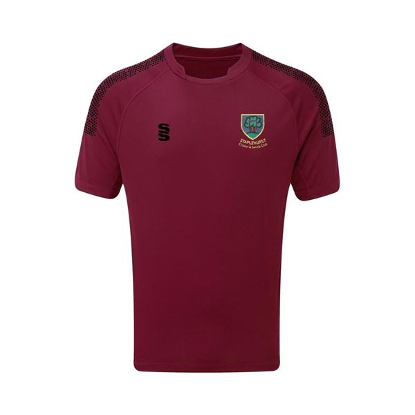 Afbeelding van Staplehurst Cricket & Tennis Club Dual Shirt
