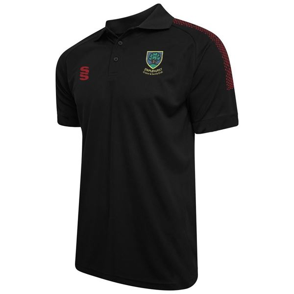 Bild von Staplehurst Cricket & Tennis Club Dual Polo Shirt