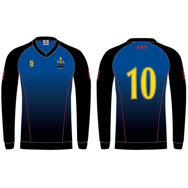 Picture of VRA Amsterdam CC Sublimated long sleeve sweater