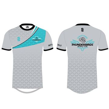 Bild von Stratford Thunderbirds Netball Club Training Shirt