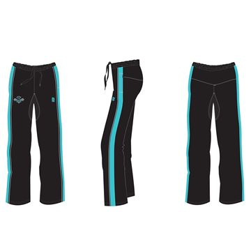 Bild von Stratford Thunderbirds Netball Club Tracksuit Bottoms Regular Length