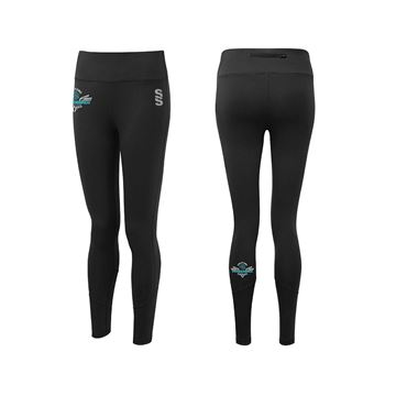 Bild von Stratford Thunderbirds Netball Club Leggings
