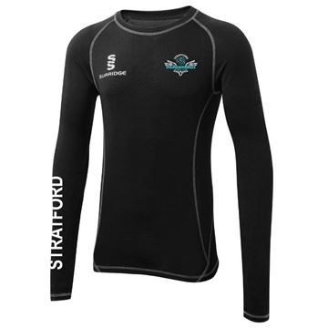 Bild von Stratford Thunderbirds Netball Club Long Sleeved Sug