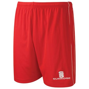 Bild von Classic Football Short - Red/White