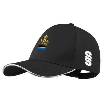 Picture of VRA Amsterdam CC Playing Baseball Cap - Black