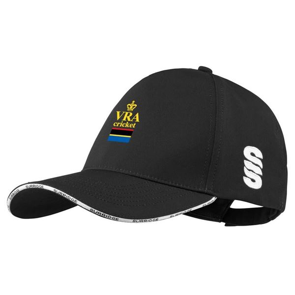 Image sur VRA Amsterdam CC Playing Baseball Cap - Black