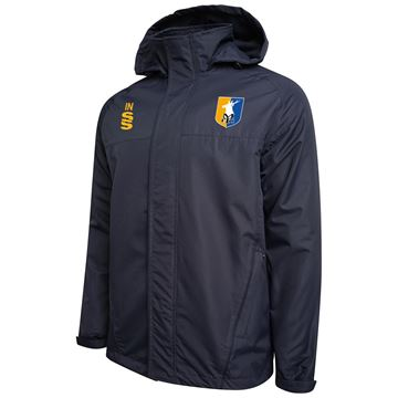 Picture of Mansfield Town FC Academy  Fleeced Line Jacket