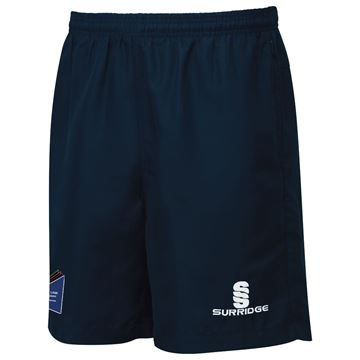 Picture of The Link Academy Dudley Blade Shorts Navy