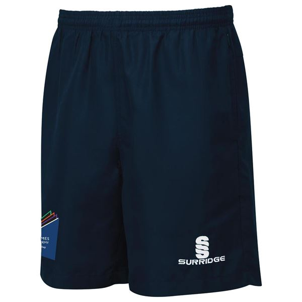 Picture of St James Academy Dudley  Blade Shorts Navy