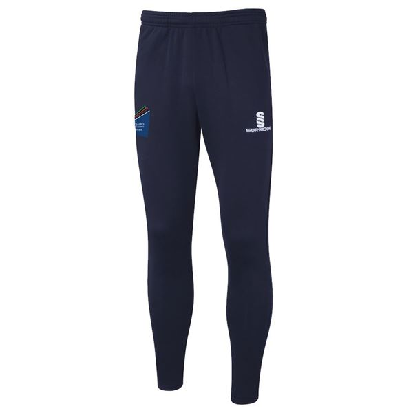 Picture of St James Academy Dudley  Tek Slim Pant Navy