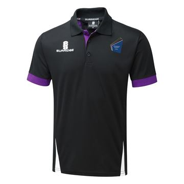 Picture of Pegasus Academy Dudley  Blade Polo Black/Purple/White