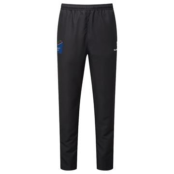 Picture of Pegasus Academy Dudley  Ripstop Track Pant Black