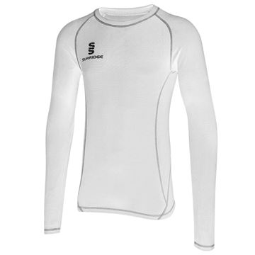 Bild von Pelicans Hockey  Premier Long Sleeve Sug - White