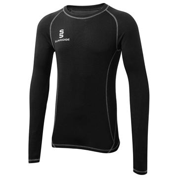 Bild von Pelicans Hockey  Premier Long Sleeve Sug - Black