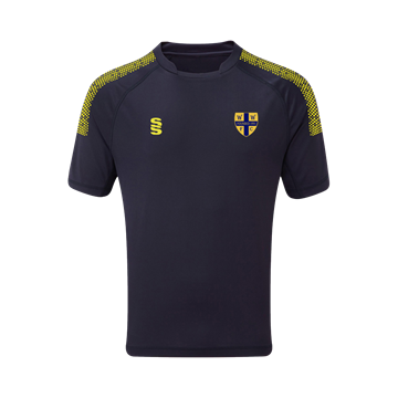 Picture of Wellesbourne Boys  Navy Dual Shirt