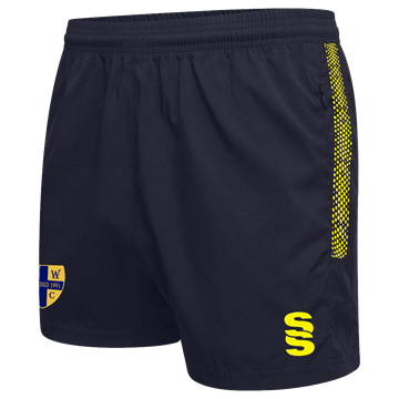 Picture of Wellesbourne Boys Dual Shorts Navy