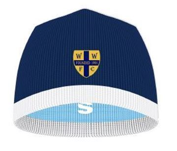 Picture of Wellesbourne Boys Navy Beanie