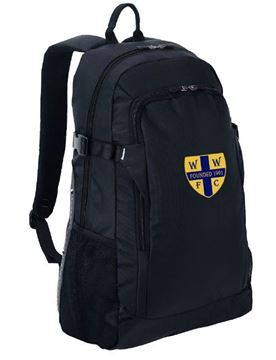 Picture of Wellesbourne Boys Navy Backpack