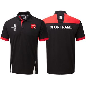 Afbeeldingen van Regents University Polo Shirt