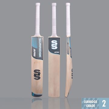Image de GRADE 2 ALPHA ENGLISH WILLOW CRICKET BATS