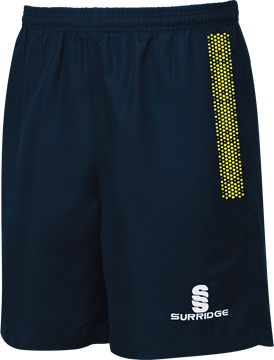 Picture of Wellesbourne Boys Blade Shorts Navy