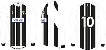 Picture of Retford United FC 1st Team Home LS Bespoke Outfield Shirt