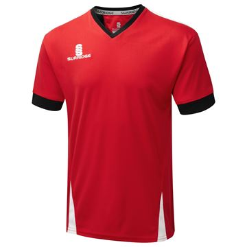 Bild von Blade Training Shirt : Red / Black / White