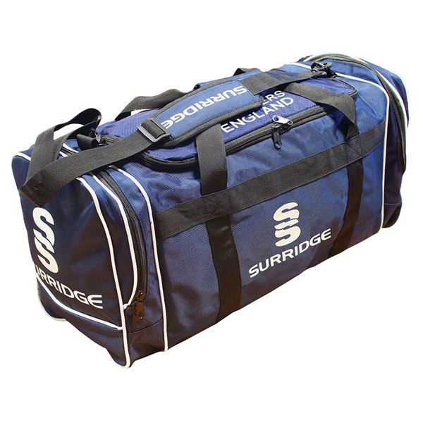 Image sur Rounders England Navy Holdall