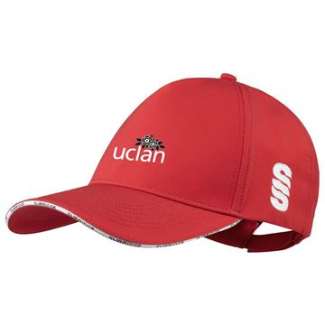Picture of UCLAN CRICKET CAP RED