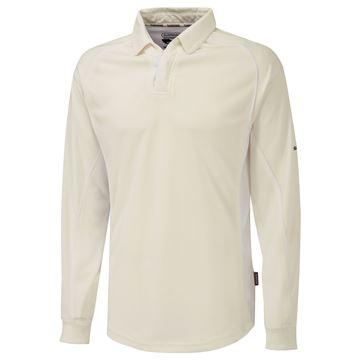 Image de Long Sleeve Shirt - White Trim