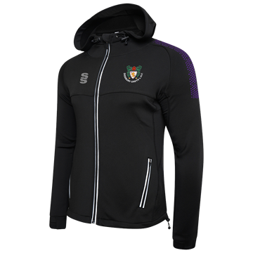 Image de Didsbury Grey Hockey Club Black Dual Hoody