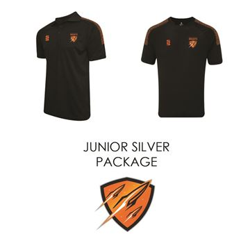 Picture of CRAMLINGTON ROCKETS RLFC SURRIDGE JUNIOR SILVER PACKAGE