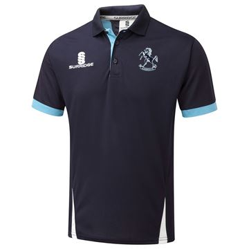 Picture of Horspath CC Blade Polo Navy/Sky/White