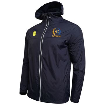 Afbeeldingen van Chester Centurions Supporters RUFC  Training Jacket Navy