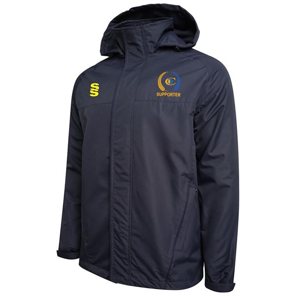 Image sur Chester Centurions Supporters RUFC  Fleeced Line Jacket