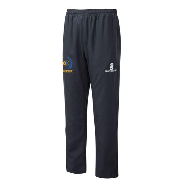 Image sur Chester Centurions Supporters RUFC  Poplin Track Pant Navy
