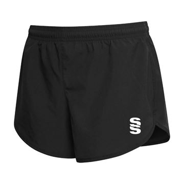 Picture of Dual Ladies Active Short - Black