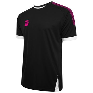 Picture of Blade / Dual Training Shirt : Black / Pink / White