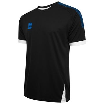 Image de Blade / Dual Training Shirt : Black / Royal / White