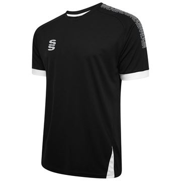 Picture of Blade / Dual Training Shirt : Black / Silver / White