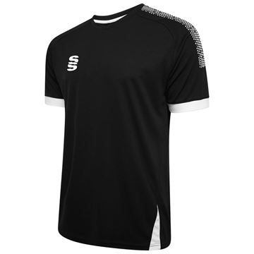 Afbeeldingen van Blade / Dual Training Shirt : Black / White / White