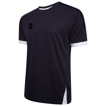 Picture of Blade / Dual Training Shirt : Navy / Black / White