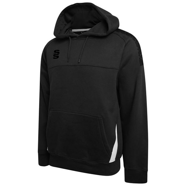 Picture of Fuse Hoody : Black / Black / White