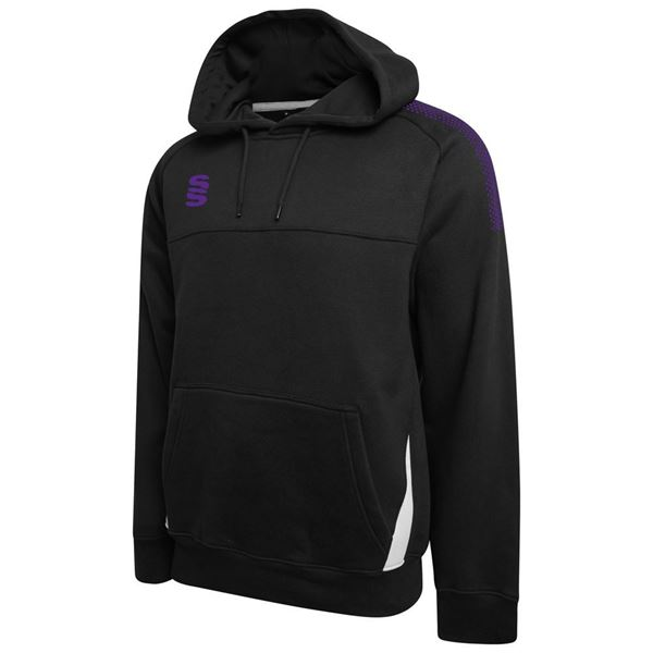 Picture of Fuse Hoody : Black / Purple / White