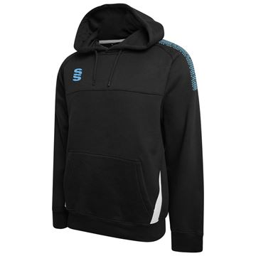 Picture of Blade / Dual Hoody : Black / Sky / White