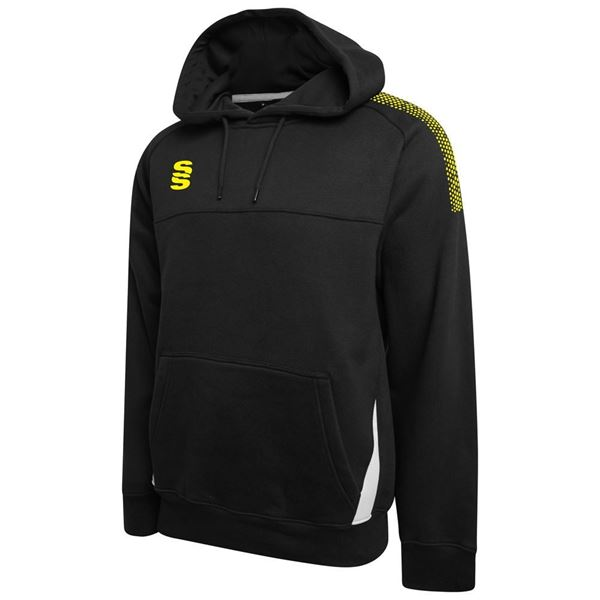 Picture of Fuse Hoody : Black / Yellow / White