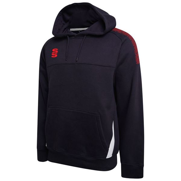 Image sur Fuse Hoody : Navy / Red / White