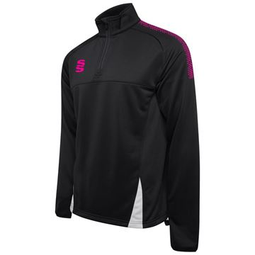 Bild von Blade / Dual Performance Top : Black / Pink / White
